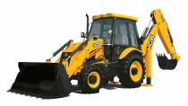 JCB 3DX Super Backhoe Loader