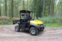 JCB WorkMax 800D Utility Vehicle
